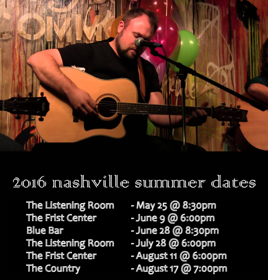 Ronny summer shows