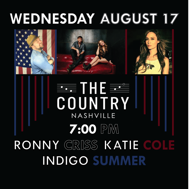 The Country AUG 17